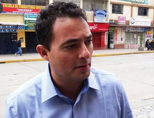Alexandre Mattos, diretor do Cruzeiro (Foto: Marco Astoni)