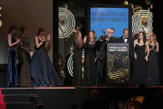 'Verdades Secretas' vence o Emmy Internacional de Melhor Novela (Foto: Globo/ Luiz C. Ribeiro)
