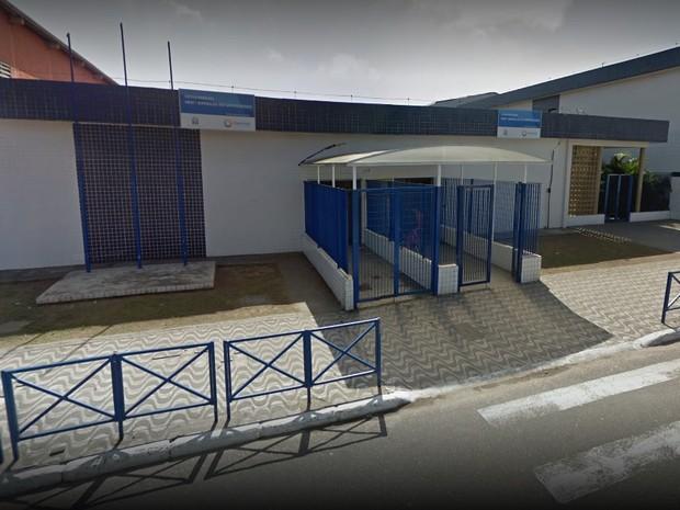 Escola Municipal Professora Esmeralda dos Santos Novaes (Foto: Reprodução/Google Street View)