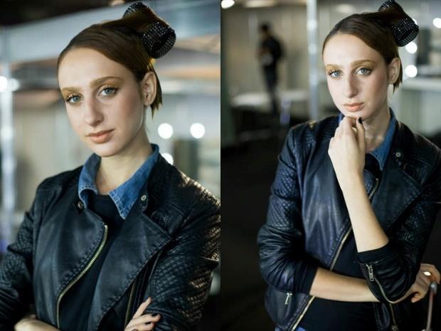 Modelos new face - Izabela Estevo (Foto: Fabiano Battaglin)
