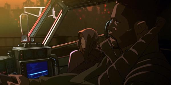 Blade Runner Black Out 2022 (Foto: Divulgação)