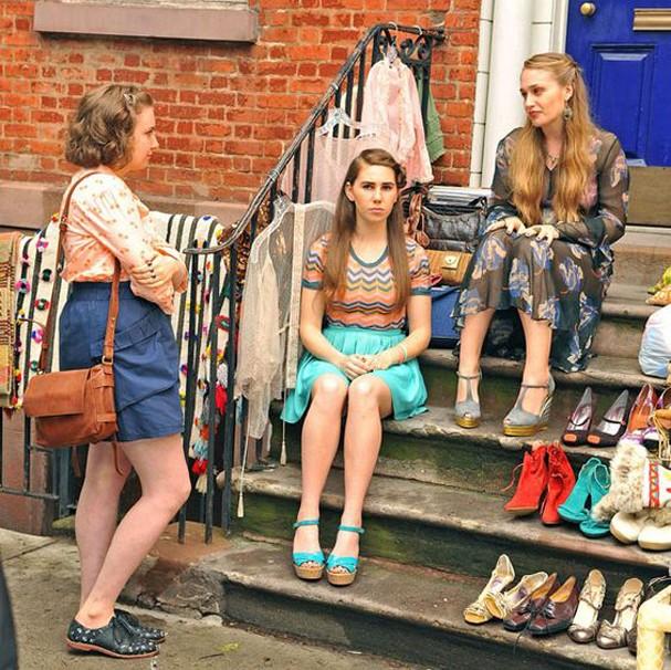 Girls (Foto: Reprodução)