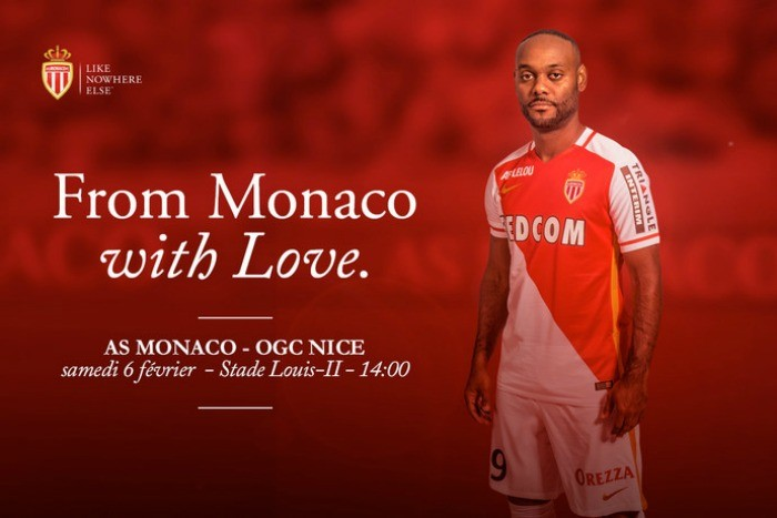 BLOG: O amor está no ar! Monaco confirma a data de estreia do atacante Vagner Love