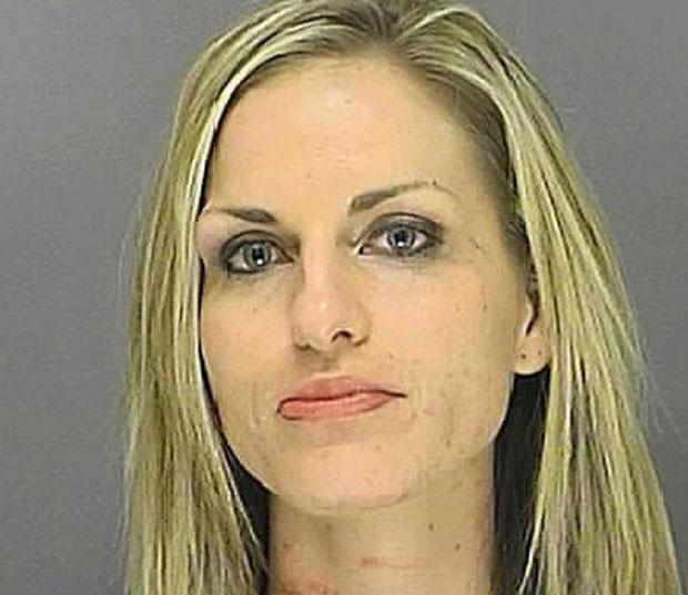 Kelly Custis atacou o ex após flagrá-lo com outra na cama (Foto: Divulgação)
