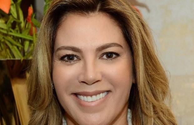 Valéria Perillo, primeira-dama de Goiás (Foto: Reprodução/Facebook)