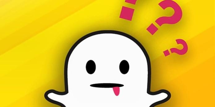 Snapchat (Foto: Reprodução/Dailydot)