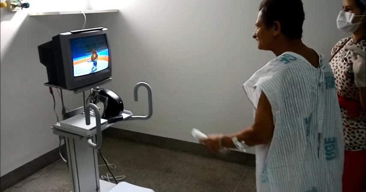Fisioterapia com videogame acelera recuperação de pacientes em Maceió