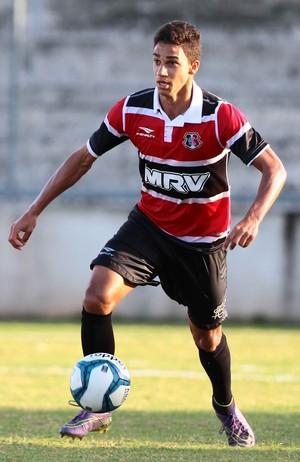 Eduardo Brito Santa Cruz (Foto: Marlon Costa/Pernambuco Press)
