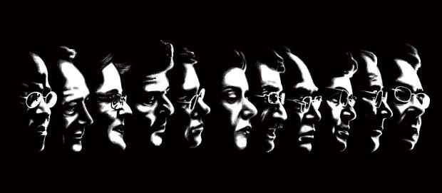 Os Onze (Foto: Farrell)