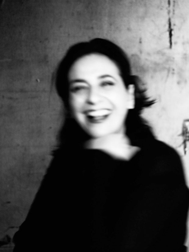 India Mahdavi (Foto: Paolo Roversi)