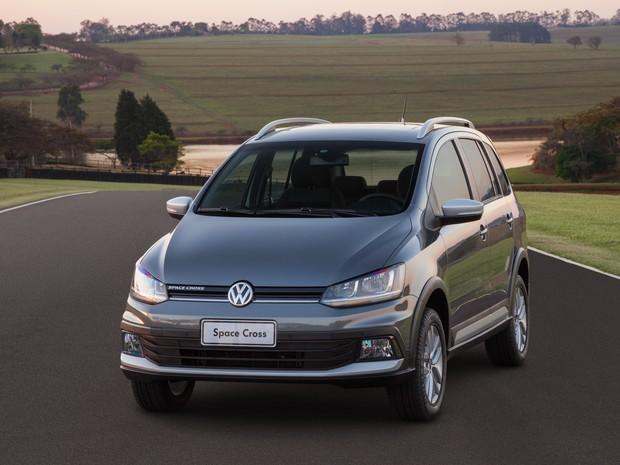Volkswagen SpaceCross (Foto: Divulgação)