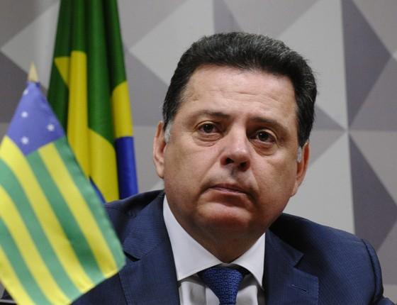 Marconi Perillo, governador de Goiás (Foto: Edilson Rodrigues/Agência Senado)