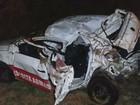 Dois homens morrem em acidente na Rodovia Fernão Dias, no Sul de Minas