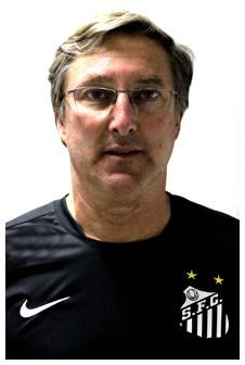Hugo D'Elia Machado, gerente de futebol do Santos (Foto: Divulgação Santos FC)