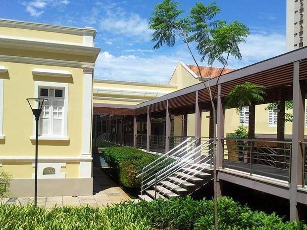 Sede do Senac em Piracicaba (Foto: Claudia Assencio/G1)