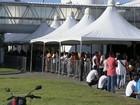 Eleitores buscam atendimento no TRE para regularização de pendências