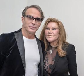 Jocelyn Wildestein e Lloyd Klein (Foto: Getty Images)