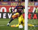 Neymar brilha e vence enquete do gol mais bonito do futebol internacional