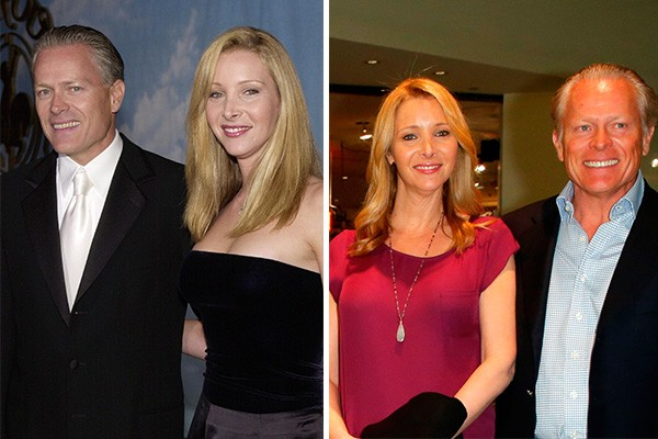 Lisa Kudrow e Michael Stern (Foto: Getty Images)