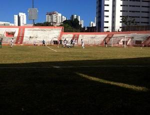 América-PE x Central (Foto: Edvaldo Magalhães / Rádio Liberdade)