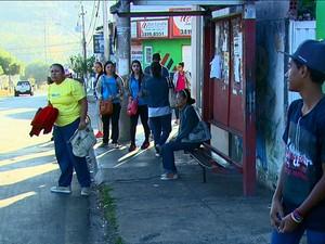 Prefeitura diz que vai liberar vans para o transporte em São Carlos (Foto: Reprodução/EPTV)