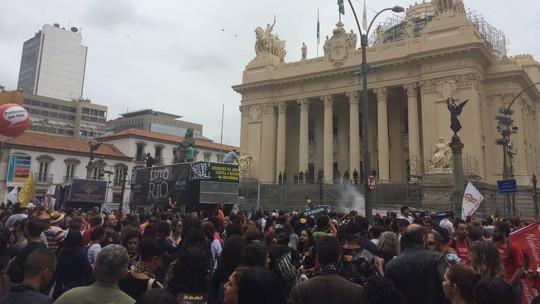 Foto: (Matheus Rodrigues/G1)