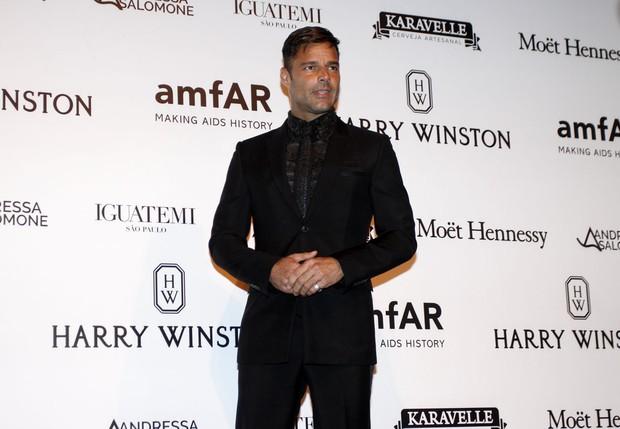 Ricky Martin (Foto: Celso Tavares / Ego)