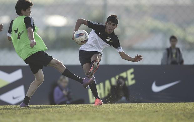 Guilherme Felipe, atacante, um dos vencedores da A Chance, peneira da Nike (Foto: Nike divulgação)