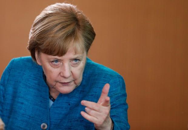 Angela Merkel - Alemanha (Foto: Hannibal Hanschke/Reuters)