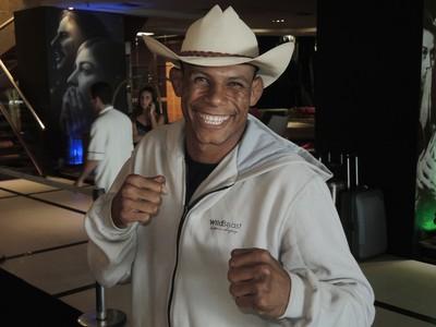 Alex Cowboy ufc (Foto: Marcelo Barone)