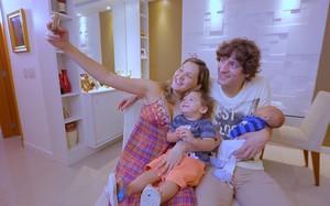 Episódio 10 de Boas Vindas mostra a história da família de Pedro Henrique e Gabriela