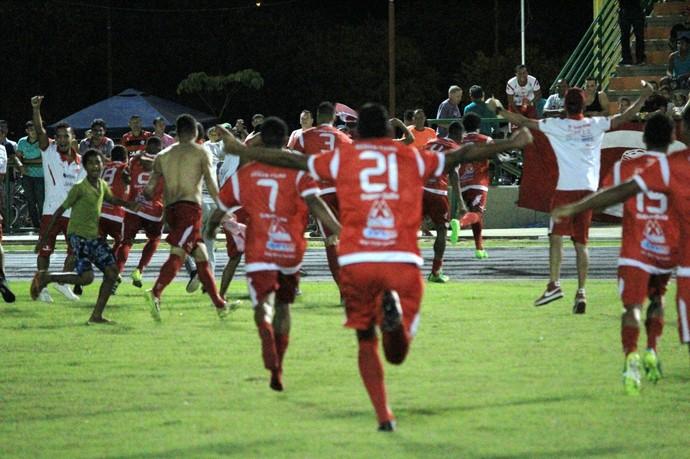 Final do 1º turno do Roraimão 2017 - Baré x São Raimundo-RR (Foto: Imagem/Tércio Neto)
