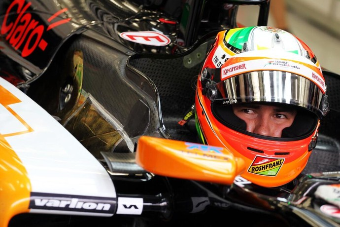 F1: Domínio de Pérez com a Force India, e Felipe Massa em 4º, marca mais uma dia de treinos nesta sexta
