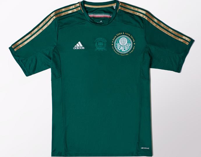 Palmeiras terá camisa especial para inauguração da Arena a81eac49c599a