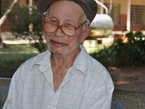 Mário José, o baiano que nasceu em Minas Gerais foi adotado pelo ex-patrão. (Foto: Nadyenka Castro)