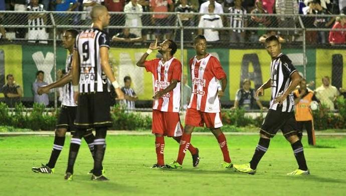 ASA x CRB, em Arapiraca (Foto: Ailton Cruz/ Gazeta de Alagoas)