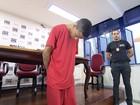 Suspeito de atear fogo em homem é preso