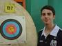 Estreante, arqueiro do Central ganha título pernambucano e brasileiro; veja