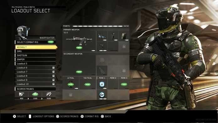 [Jogos] Call of Duty: Infinite Warfare x Black Ops 3: confira o comparativo gráfico entre os jogos (Foto: Reprodução/Murilo Molina)