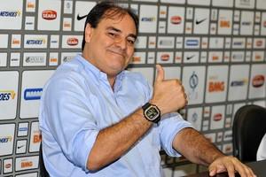 Nei Pandolfo, ex-gerente de futebol do Santos (Foto: Ivan Storti/Divulgação Santos FC)