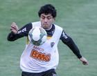 Luan, atacante do Atlético-MG (Foto: Bruno Cantini/Atlético-MG)