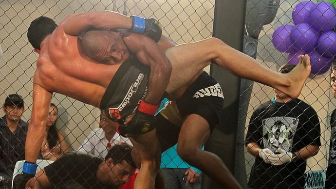 MMA Amazonas (Foto: Divulgação)