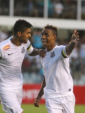 Diego Cardoso gol santos Copa São paulo de Juniores Copinha (Foto: Mauricio de Souza / Ag. Estado)