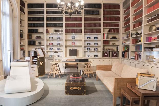 Exposição Louis Vuitton (Foto: Lu Prezia)