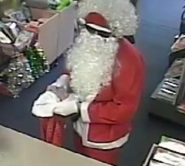 Criminoso assaltou loja de conveniência perto de Melbourn (Foto: Victoria Police)