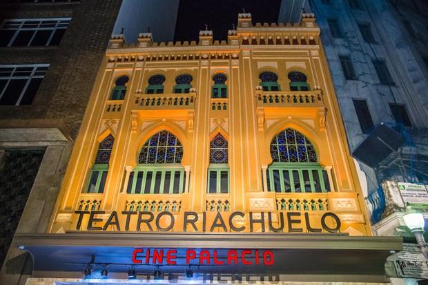 Teatro Riachuelo Rio (Foto: Caio Gallucci/Divulgação)