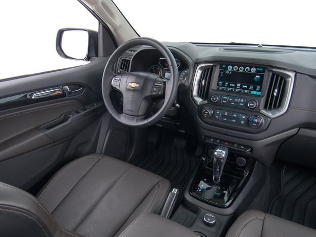 Chevrolet S10 2017 (Foto: Divulgação)