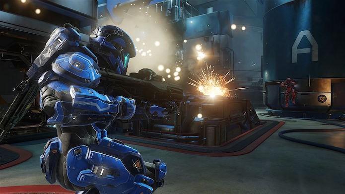 Halo 5 é tecnicamente impecável (Foto: Divulgação/Microsoft)