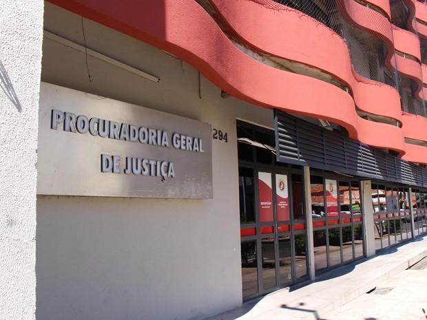 Ministério Público do Piauí - MP-PI (Foto: Fernando Brito/G1)