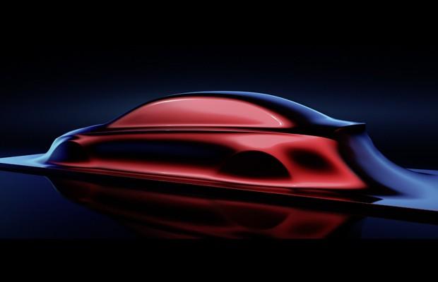 Mercedes-Benz revela escultura que antecipa visual de seus próximos carros (Foto: Divulgação)
